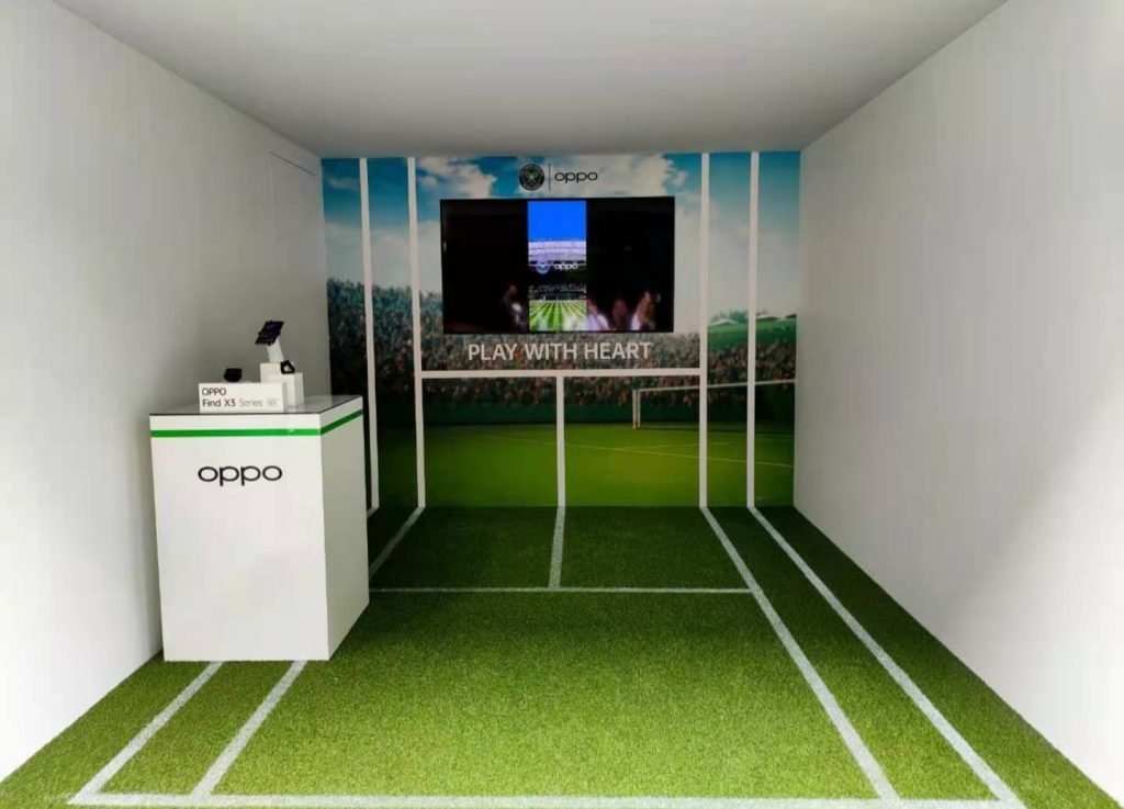 Pixite OPPO Wimbledon